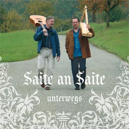"CD-Cover ""Unterwegs"""